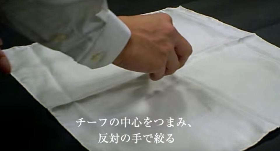"""結婚式やパーティーに:""""ポケットチーフ""""完全保存版! 27番目の画像"""