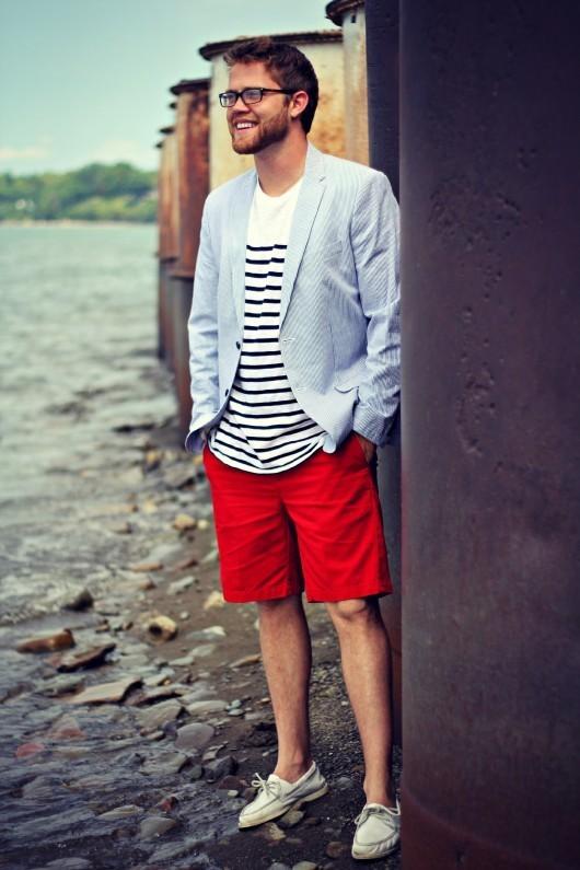 """夏のジャケットはコレで決まり:""""シアサッカージャケット""""をご存知ですか? 6番目の画像"""