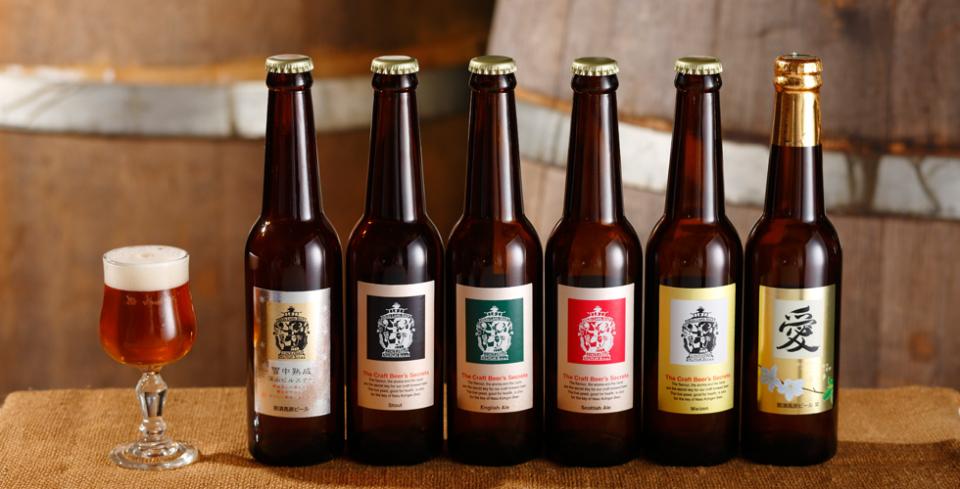 """個性豊かでおいしい! お取り寄せ""""地ビール""""で叶える日本一周の旅 6番目の画像"""