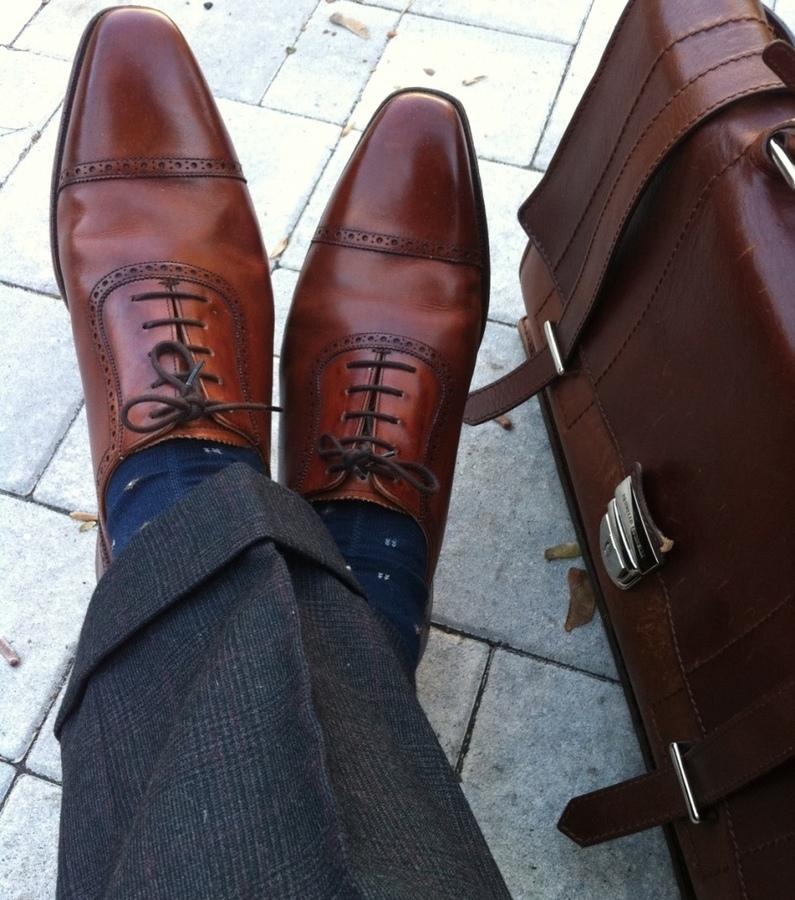 """""""靴下だからと侮るなかれ"""" 素材・デザインで選ぶ「ビジネス靴下」 10番目の画像"""