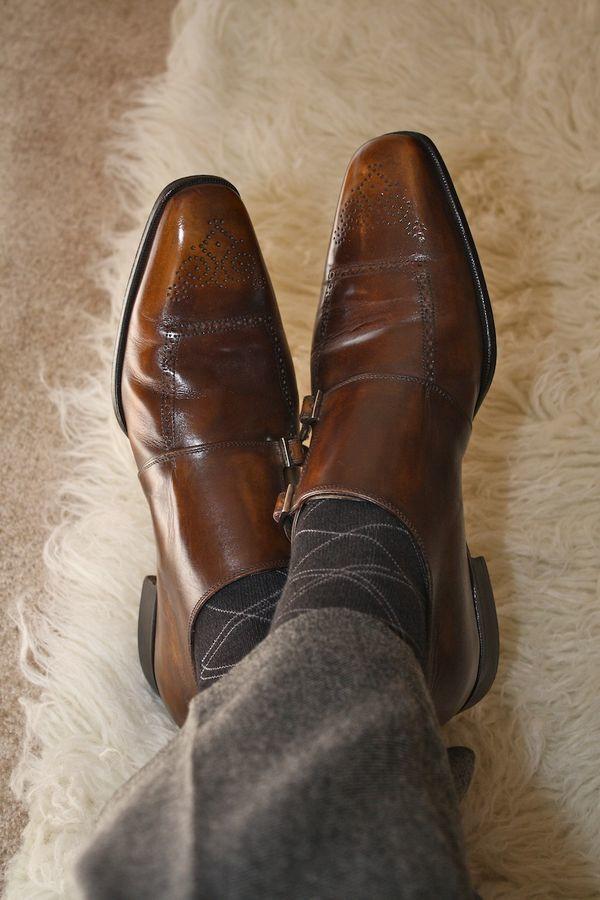 """""""靴下だからと侮るなかれ"""" 素材・デザインで選ぶ「ビジネス靴下」 11番目の画像"""