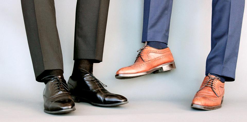"""""""靴下だからと侮るなかれ"""" 素材・デザインで選ぶ「ビジネス靴下」 2番目の画像"""