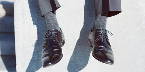 """""""靴下だからと侮るなかれ"""" 素材・デザインで選ぶ「ビジネス靴下」 1番目の画像"""