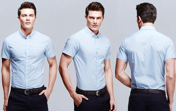 """どこまでがビジネスマナー? """"半袖シャツ""""でクールビズ 3番目の画像"""