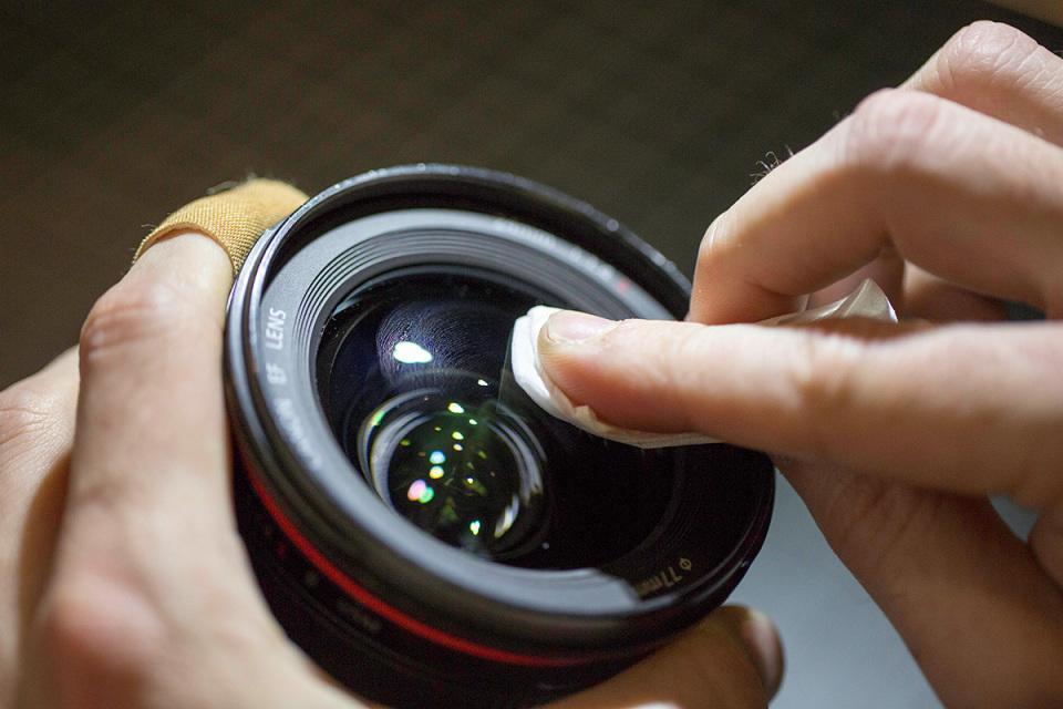 一眼レフカメラを綺麗に掃除! レンズのクリーニングについて 1番目の画像