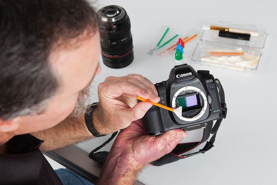 一眼レフカメラのクリーニング方法と保管方法を解説 1番目の画像