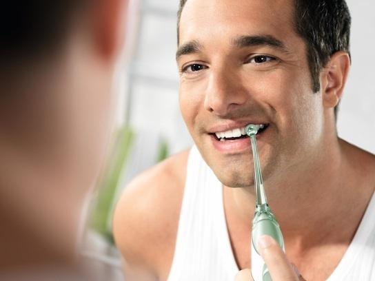 歯茎の手入れに電動歯ブラシ! ソニッケアーを使いこなそう! 1番目の画像