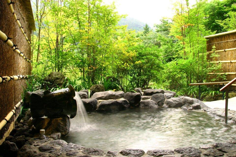 """翌週に疲れをもちこさない:都内の""""天然温泉""""で一週間をリセット 1番目の画像"""
