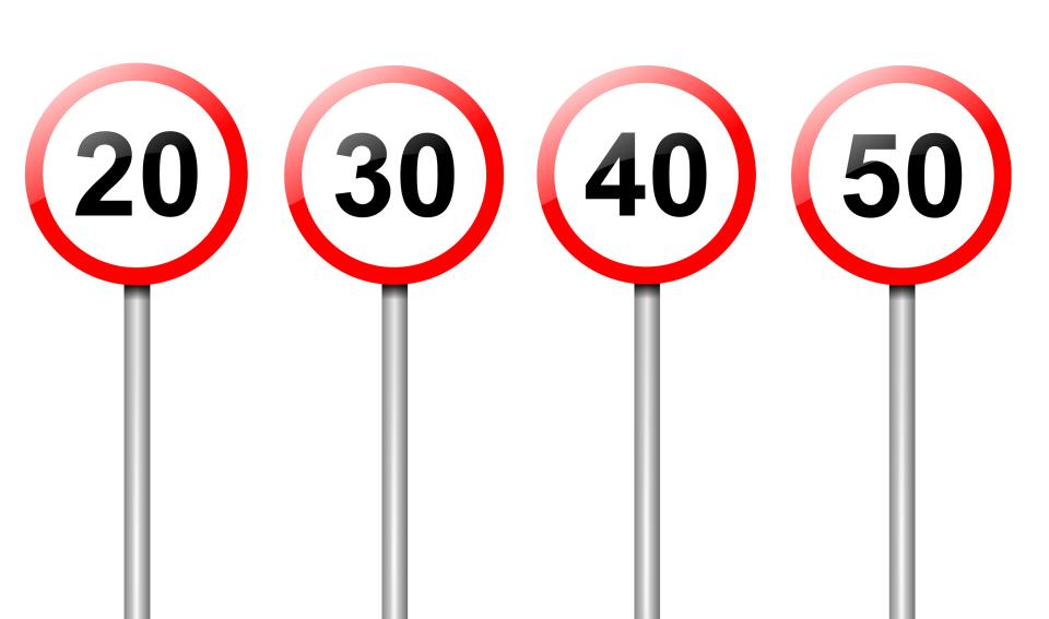 速度制限は有るの? 自転車の平均時速はどのくらい? 1番目の画像