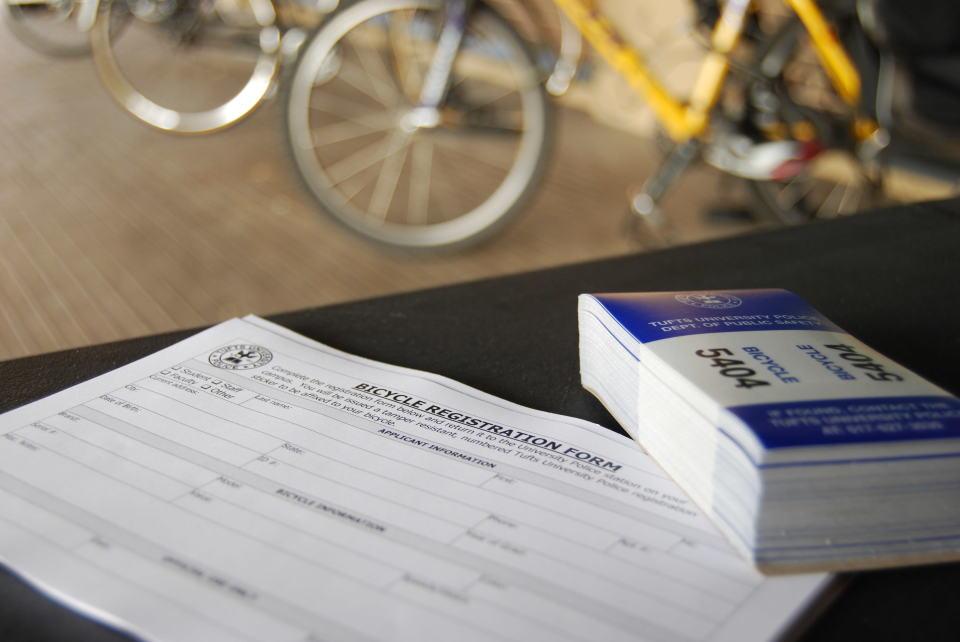 自転車の防犯登録は義務? 登録抹消の方法は? 1番目の画像