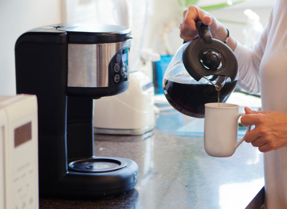 お手入れの頻度やタイミングは? コーヒーメーカーの洗浄方法を紹介! 1番目の画像