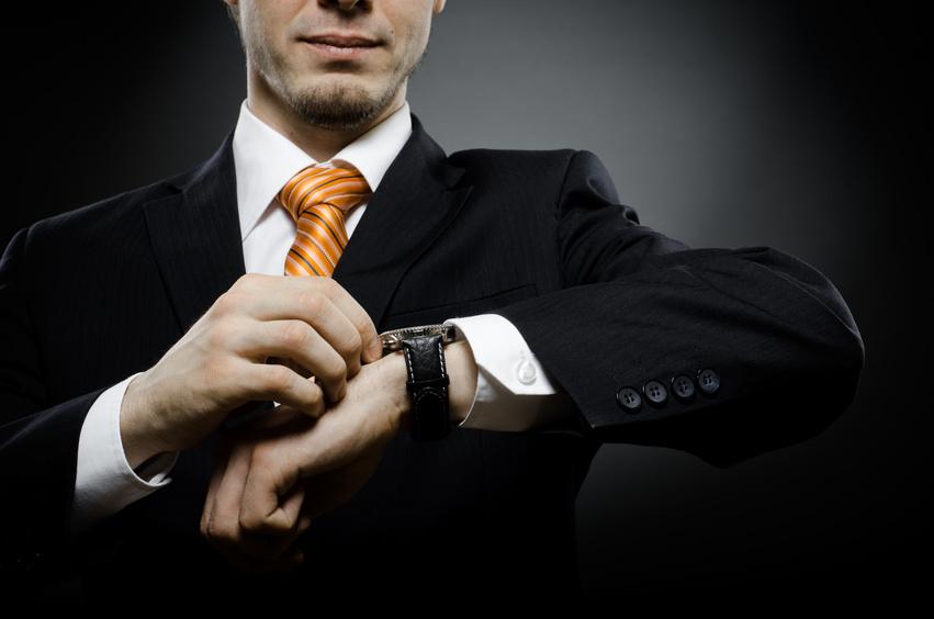 ビジネス向けの腕時計!大きさや色の選び方は? 1番目の画像