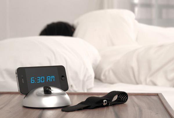 静かに起きられる! 人に迷惑をかけない振動目覚まし時計って知っている? 1番目の画像