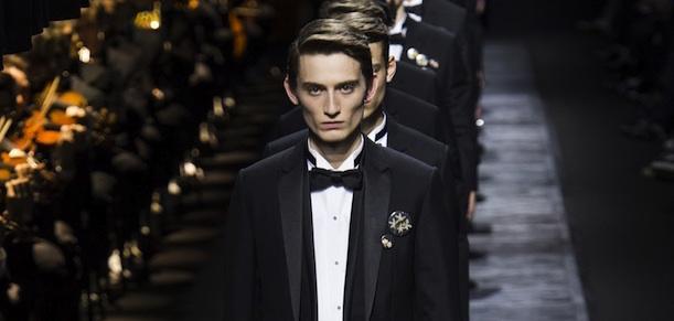 """Dior Homme""のジャケットは、すべて手作業でしかできない職人のメティエ(匠の技)で光る 8番目の画像"