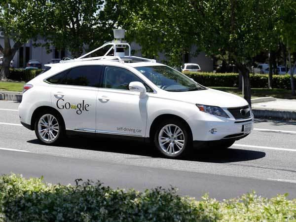 """SFの憧れが現実に:グーグルが牽引するクルマの""""自動運転"""" 6番目の画像"""
