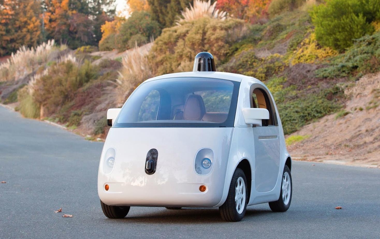 """SFの憧れが現実に:グーグルが牽引するクルマの""""自動運転"""" 1番目の画像"""