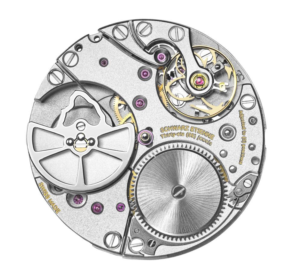 知る人ぞ知る腕時計ブランド「シュワルツ・エチエンヌ」:その魅力と新作コレクションに触れる 6番目の画像