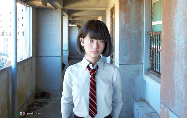 """""""ロボットスマホ""""や""""CG女子高生""""で返り咲きを図る:役員報酬ゼロを決めたシャープの今 1番目の画像"""