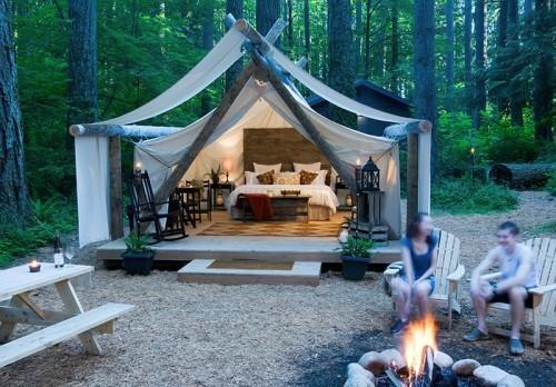 今からでも間に合う! 準備いらずで快適キャンプ:今年大ブームの「グランピング」完全網羅!! 4番目の画像