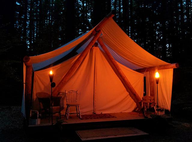 今からでも間に合う! 準備いらずで快適キャンプ:今年大ブームの「グランピング」完全網羅!! 3番目の画像