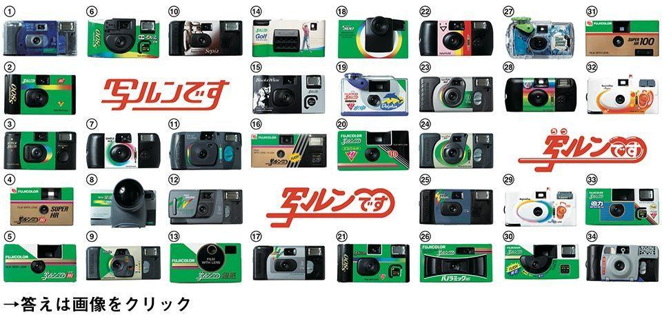 """セルフィー世代には新鮮な""""使い捨てカメラ"""":「写ルンです」の人気が再燃している理由 4番目の画像"""