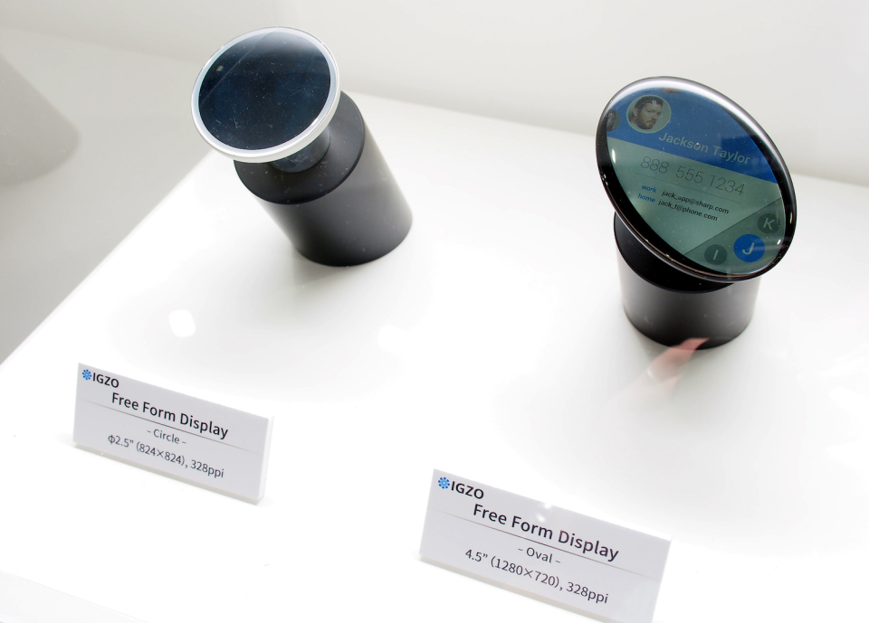 "CEATEC JAPAN 2016総括:IoTでスマホのカタチが変わる? ""握手""で通信可能に! 4番目の画像"