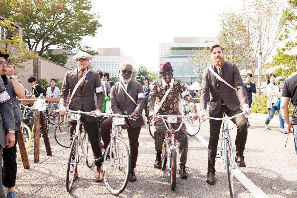 ツイード必須のサイクリングイベント「ツイードラン」:ファッション×スポーツの新たな可能性 2番目の画像