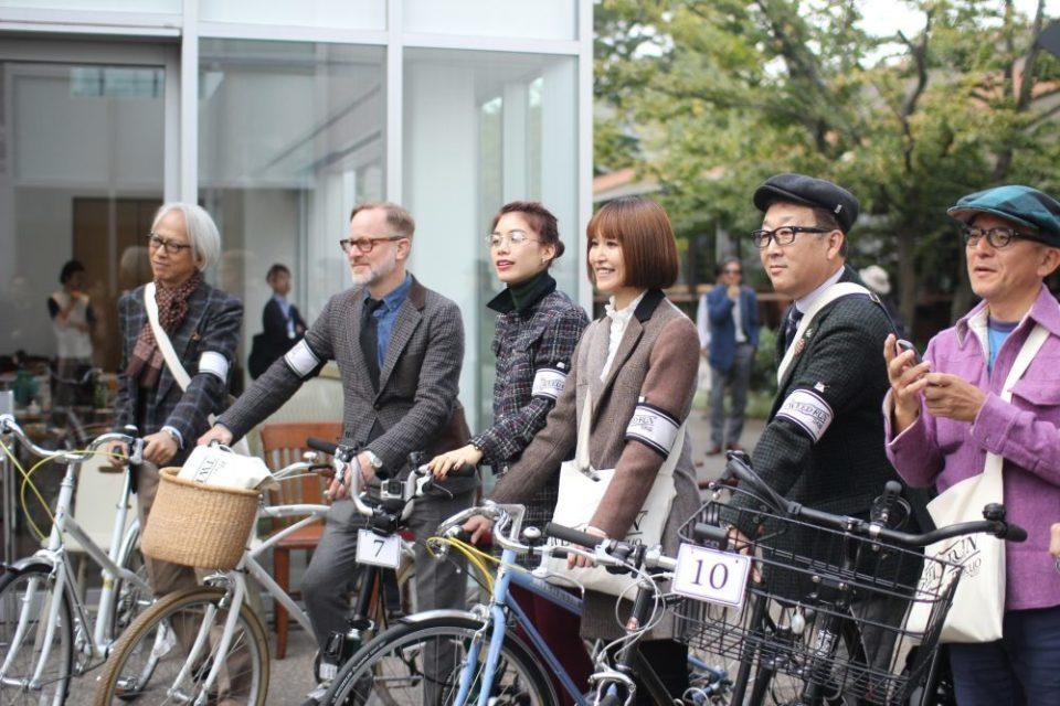 ツイード必須のサイクリングイベント「ツイードラン」:ファッション×スポーツの新たな可能性 5番目の画像