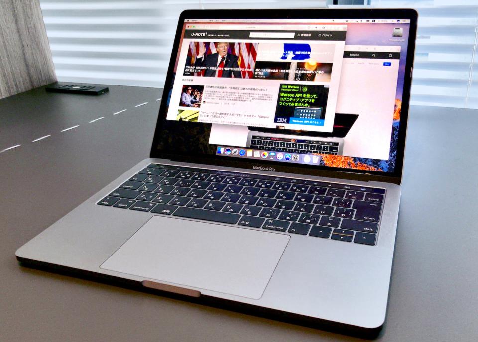 """【動画】新MacBook Proの挑戦:""""Touch Bar""""の使い心地を徹底レビュー 2番目の画像"""