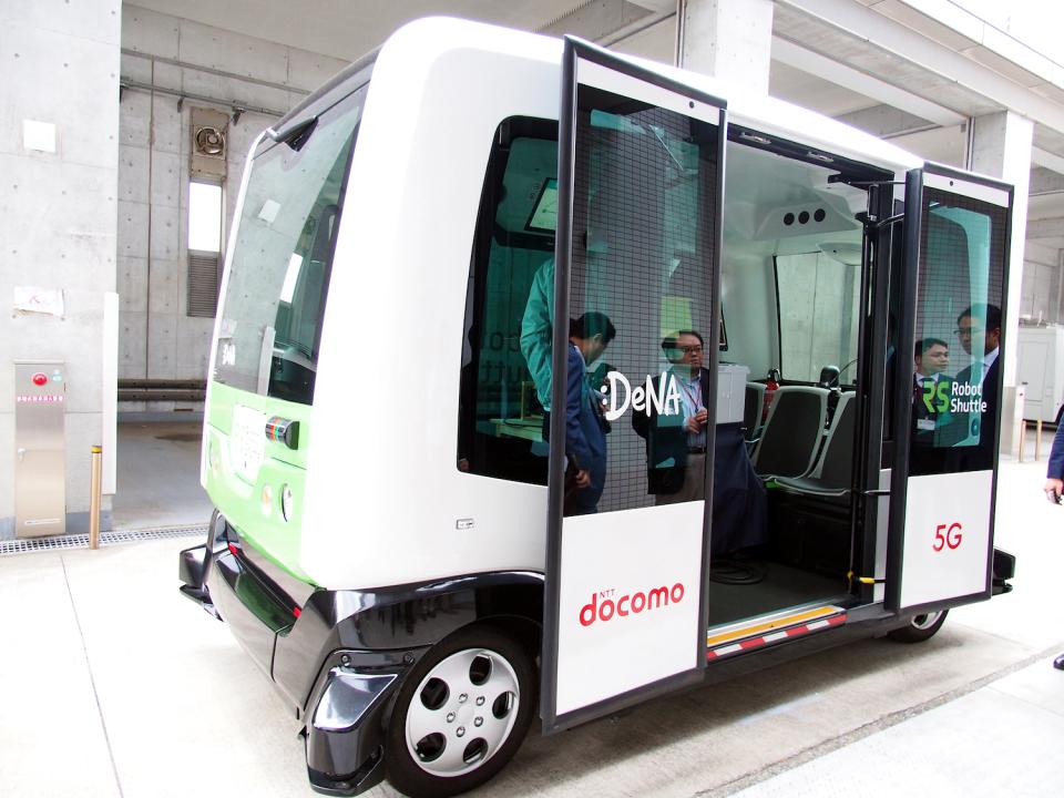 自動運転・ロボット操作・高速ダウンロード:2020年に始まる新世代の通信規格「5G」とは 1番目の画像