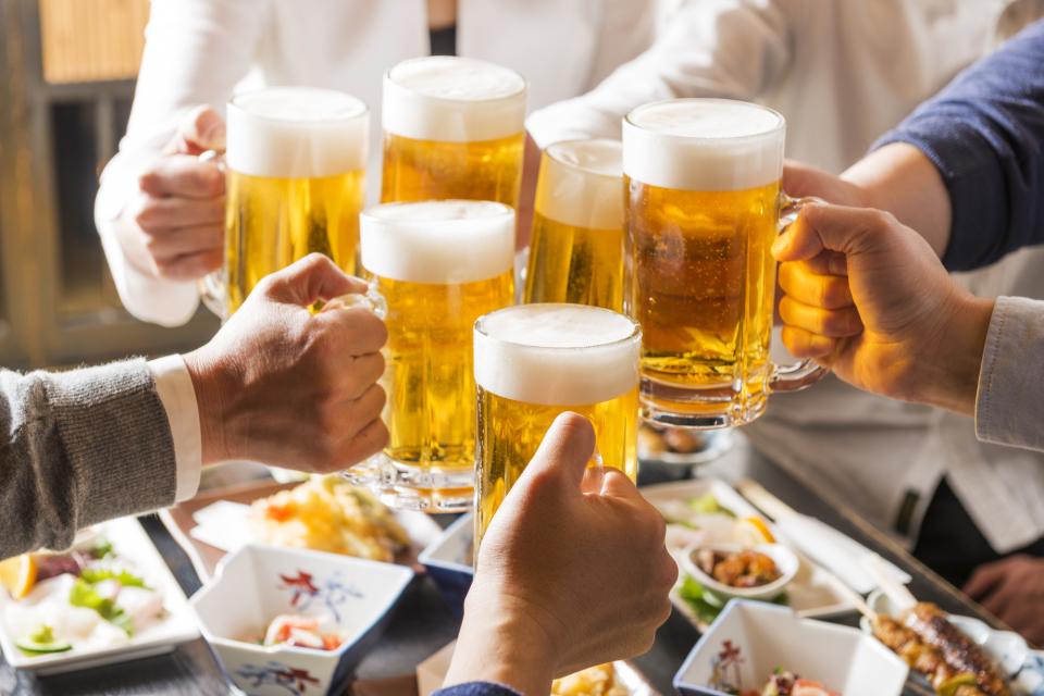 忘年会シーズン前に知っておきたい!!「飲みすぎ」によりダメージを受ける臓器とリスク回避方法 1番目の画像