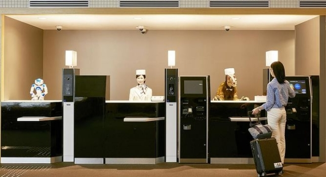 ロボットが接客するホテルが未来すぎ!! 世界一生産的な観光都市を目指すハウステンボスの狙い 1番目の画像