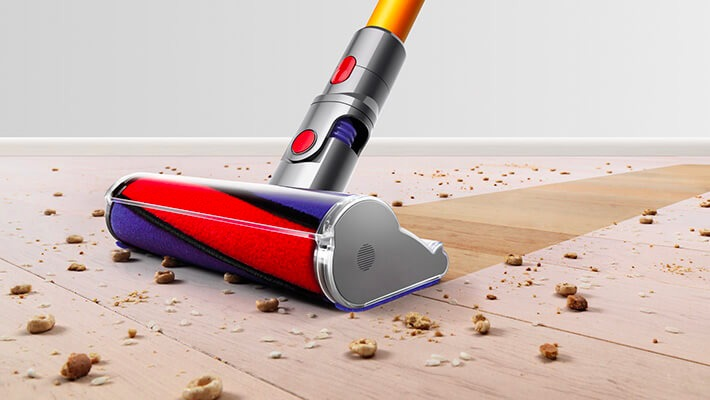大掃除に大活躍!! 使って実感、冬のボーナスでダイソンの最新掃除機「V8」を買うべき理由 1番目の画像