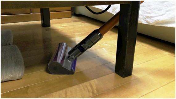 大掃除に大活躍!! 使って実感、冬のボーナスでダイソンの最新掃除機「V8」を買うべき理由 2番目の画像