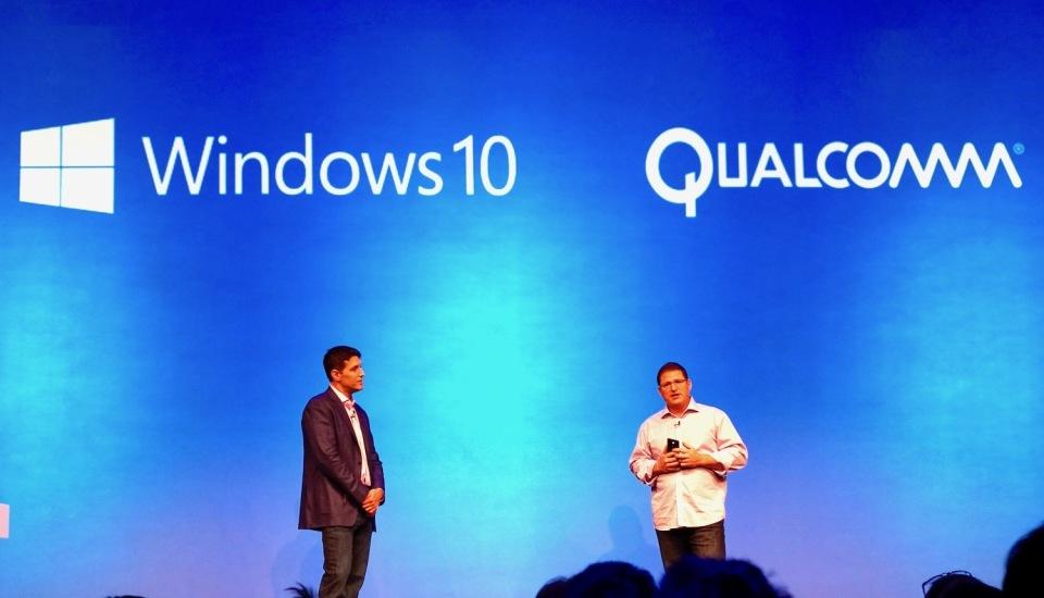 西田宗千佳のトレンドノート:PC業界に衝撃!突如発表された「ARM版Windows」の野望 1番目の画像