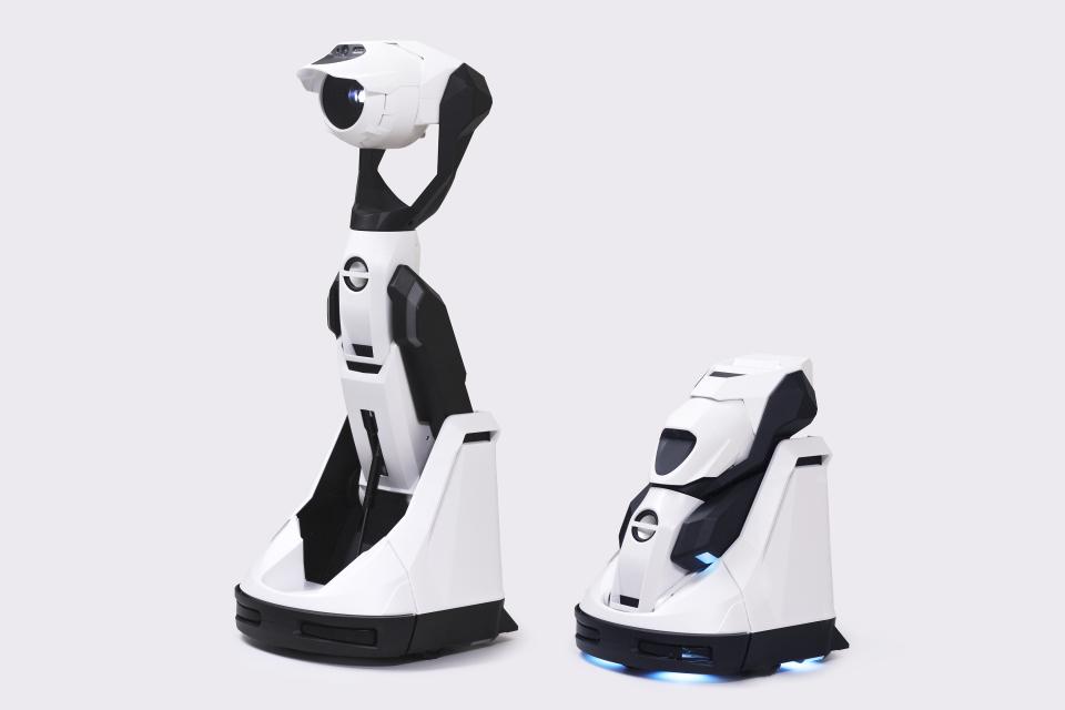 壁や天井がディスプレイに!Cerevoがプロジェクター搭載ロボット「Tipron」を発売 4番目の画像