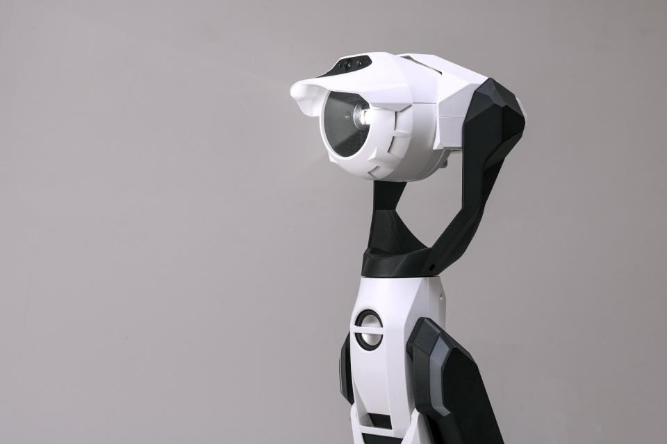 壁や天井がディスプレイに!Cerevoがプロジェクター搭載ロボット「Tipron」を発売 7番目の画像