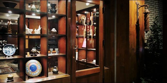 """トレンド予測に""""バーバー新時代"""":おしゃれメンズ注目の理容室「THE BARBER」に迫る 1番目の画像"""