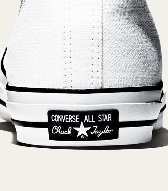 2017年はコンバースから目が離せない! 100周年モデル「ALL STAR 100」が誕生 5番目の画像