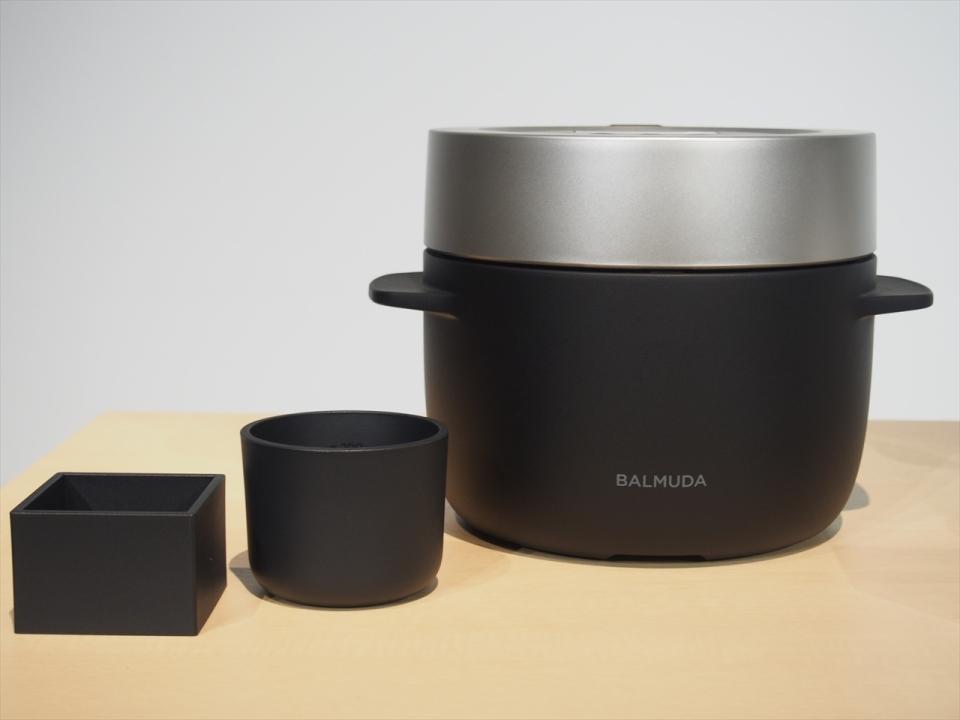 """【実食】バルミューダの炊飯器「BALMUDA The Gohan」は""""蒸気で炊く""""が決め手! 1番目の画像"""