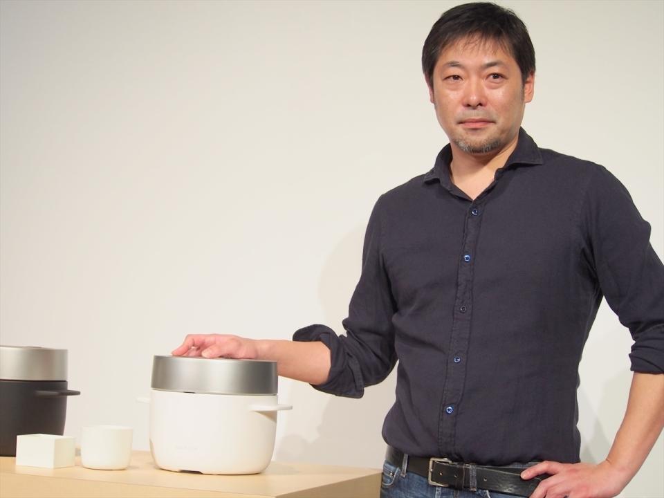 """【実食】バルミューダの炊飯器「BALMUDA The Gohan」は""""蒸気で炊く""""が決め手! 2番目の画像"""