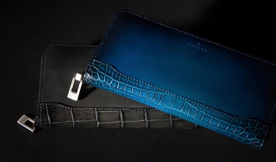 春に買い替えて「張る財布」! 男をアゲる革財布の国産5ブランド 5番目の画像