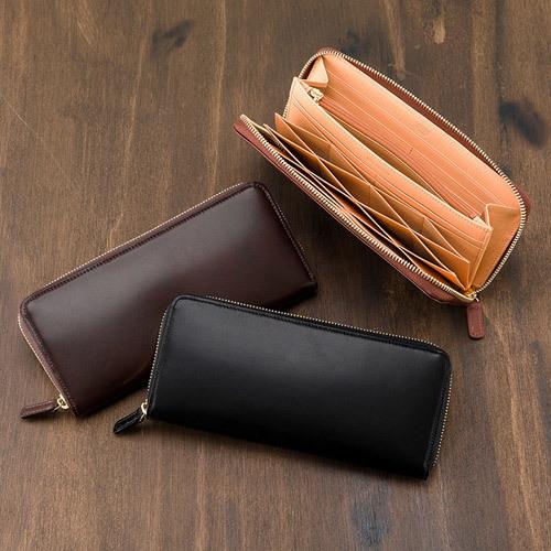 春に買い替えて「張る財布」! 男をアゲる革財布の国産5ブランド 9番目の画像