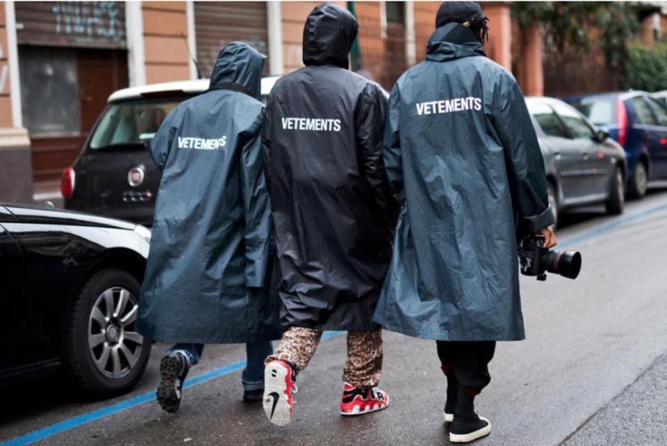 ファッションの常識が崩壊:最新トレンド「エクストリームシルエット」 1番目の画像