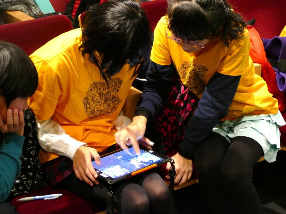 「ICT教育」を考える:Apple銀座で開催されたワークショップ「Field Trip」に密着 1番目の画像
