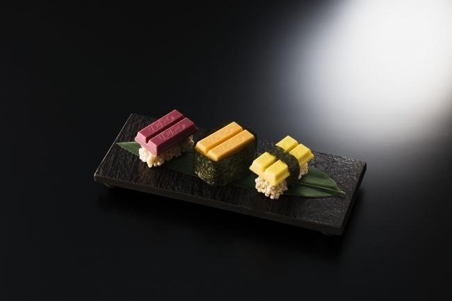 キットカットが「寿司」に?トップパティシエ監修の「キットカット専門店」が銀座にオープン 1番目の画像