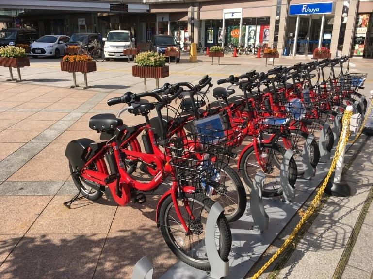IoT導入でますます便利に:今、カーシェアよりも自転車シェアリングがアツい理由 1番目の画像