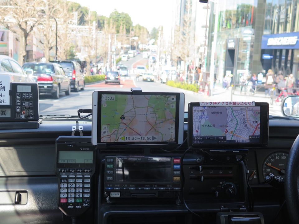 NTTドコモなどがAIタクシーを実証実験中:既存ドライバーや道路事情はどう変わる? 7番目の画像