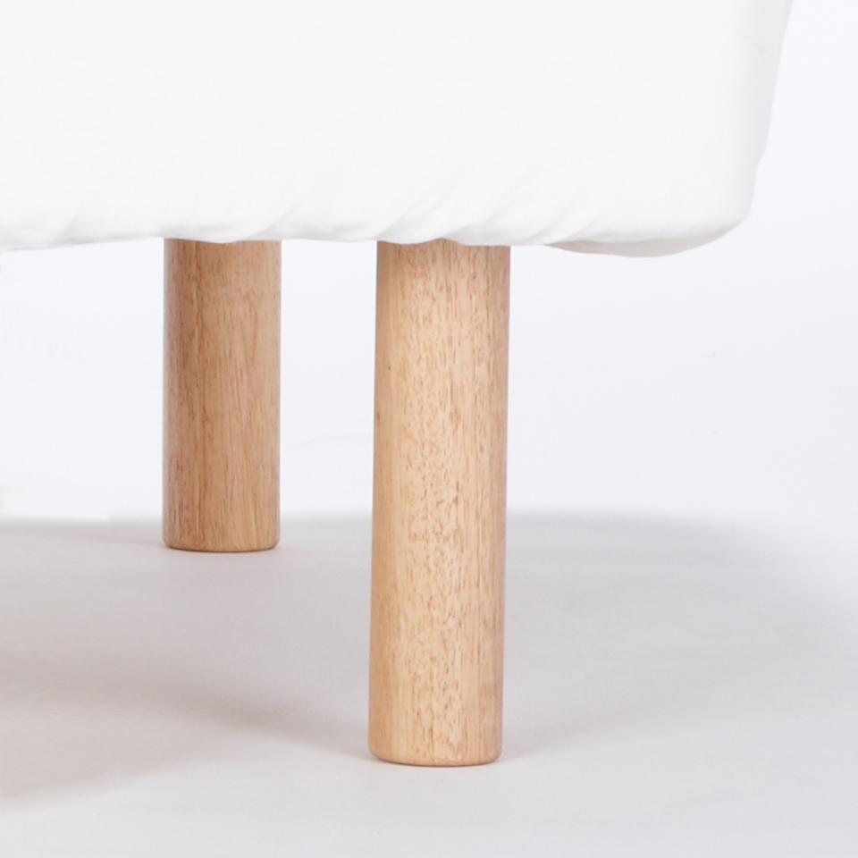 """""""理想の部屋""""を叶えるデザイン:無印良品のロングセラー家具「脚付きマットレス」の魅力に迫る 4番目の画像"""