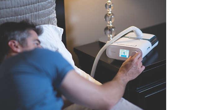 現代人に多い睡眠中の無呼吸を解決! 世界大手のフィリップスが手がける「ドリームファミリー」とは 4番目の画像
